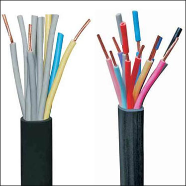ptfe multicore-cable